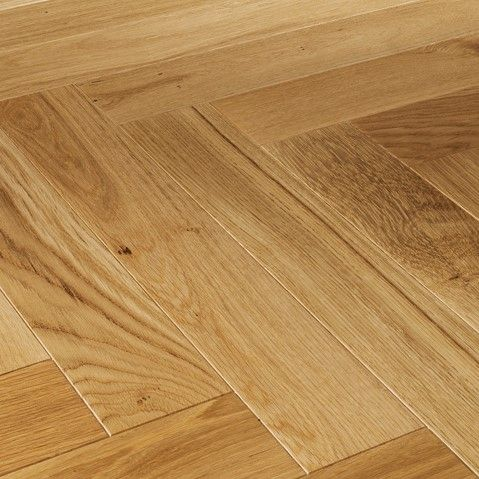 Kersaint Cobb Providence Herringbone PC426 Matt Lacquered Engineered Wood Flooring