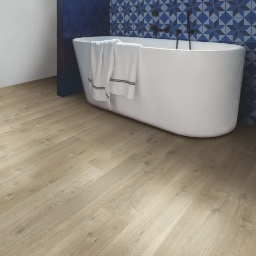 Quick-Step Impressive IM3557 Soft Oak Light Brown 8mm AC4 Laminate Flooring
