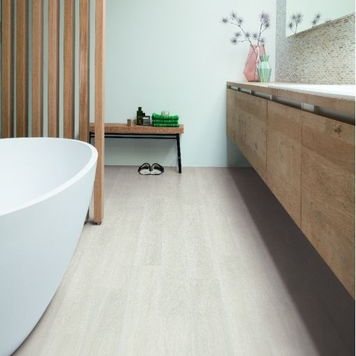 Quick-Step Eligna Estate Oak Light Grey EL3573 8mm AC4 Laminate Flooring