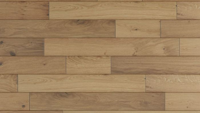 Kersaint Cobb Simply Oak Slim Natural Oak Lacquered SOS30 Engineered Flooring