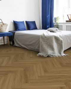 FIRMFIT Rigid Core Herringbone CW-1434 Luxury Vinyl Flooring