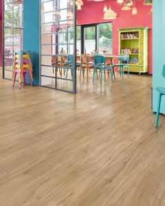 DISANO by HARO Project Plank 1-Strip 4VM Sand Oak Brushed 537299 Design Flooring