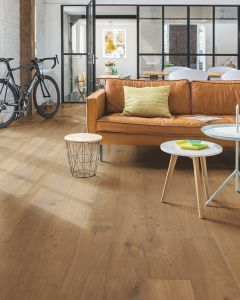Quick-Step Parquet Palazzo Cinnamon Oak Extra Matt PAL3096S Engineered Wood Flooring