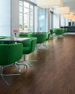 DISANO by HARO Project Plank 1-Strip 4VM French Smoked Oak Brushed 537303 Design Flooring