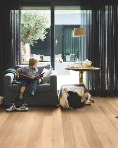 Quick-Step Parquet Castello Pure Oak Matt CAS1341S Engineered Wood Flooring