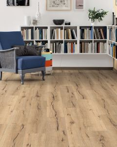 HARO Laminate Floor TRITTY 90 Plank 1-Strip 4V Oak Italica Creme Authentic 538653