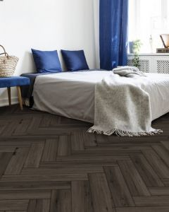 FIRMFIT Rigid Core Herringbone CW-1351 Luxury Vinyl Flooring