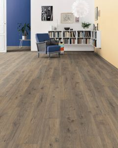 HARO Laminate Floor TRITTY 90 Plank 1-Strip 4V Oak Corona Matt 538645