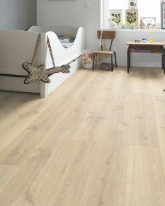 Quick-Step Creo Tennessee Oak Light Wood CR3179 7mm AC4 Laminate Flooring