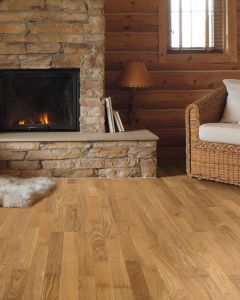 HARO PARQUET 4000 Longstrip 4V Oak Terra Retro Brushed 3D naturaLin plus 532978 Engineered Flooring