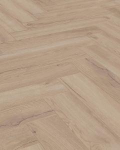 Kronotex Herringbone Toulouse Oak D3678 8mm AC4 Laminate Flooring