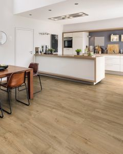 HARO Cork floor CORKETT Arteo XL Shabby Oak invisible brushed permaDur finish 537260 Cork Flooring