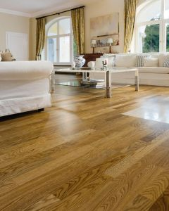 HARO PARQUET 4000 Longstrip Smoked Oak Trend permaDur 524836 Engineered Flooring