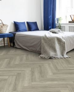 FIRMFIT Rigid Core Herringbone CW-1447 Luxury Vinyl Flooring
