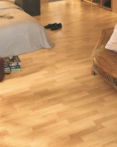 Quick-Step Classic Enhanced Beech CL1016 8mm AC4 Laminate Flooring