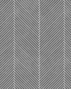 Bushboard Alloy Splashback Herringbone Cement
