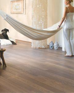 Quick-Step Parquet Castello Cappuccino Oak Oiled CAS1478S Engineered Wood Flooring