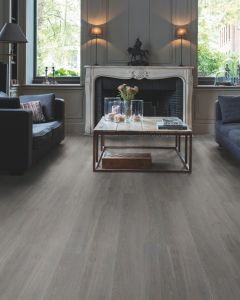 Quick-Step Livyn Balance Click Plus Silk Oak Dark Grey BACP40060 Luxury Vinyl Flooring
