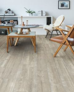 Quick-Step Livyn Pulse Glue Plus Morning Mist Pine PUGP40074 Luxury Vinyl Flooring