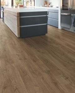 Quick-Step Eligna Newcastle Oak Brown EL3582 8mm AC4 Laminate Flooring