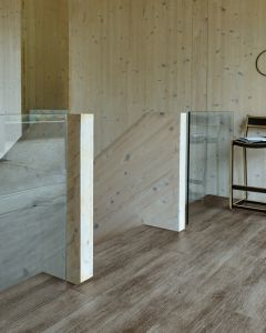 LG Hausys Decotile 55 Varnished Oak 1270 Luxury Vinyl Flooring