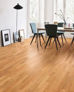 HARO PARQUET 4000 Longstrip American Cherry Trend permaDur 523811 Engineered Flooring