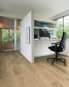 HARO Cork floor CORKETT Arteo XL Oak Portland invisible brushed permaDur finish 537263 Cork Flooring