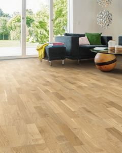 HARO PARQUET 4000 Longstrip Oak Invisible Favorit Brushed 538925 Engineered Flooring