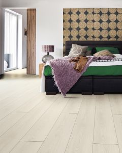 DISANO by HARO Classic Aqua Plank 1-Strip XL 4V Oak White Brushed 536238 Design Flooring