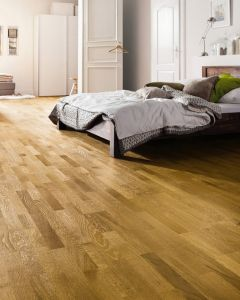 HARO PARQUET 4000 Longstrip Oak Trend Brushed permaDur 524632 Engineered Flooring