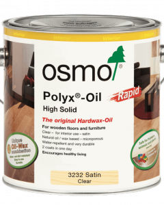 OSMO Polyx-Oil Rapid - 3232 Clear Satin 2.5L