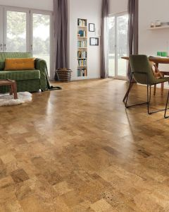 HARO Cork floor CORKETT Ronda Nature permaDur finish 540792 Cork Flooring