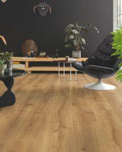 Quick-Step Majestic Desert Oak Warm Natural MJ3551 9.5mm AC4 Laminate Flooring