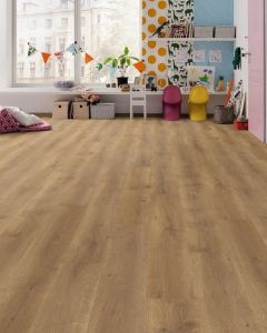 HARO Laminate Floor Special Edition NKL31 Plank 1-Strip Plank 1-Strip Oak Modena Soft Matt 538633