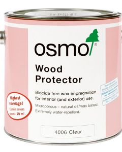 OSMO Wood Protector - 4006 Clear 0.75L