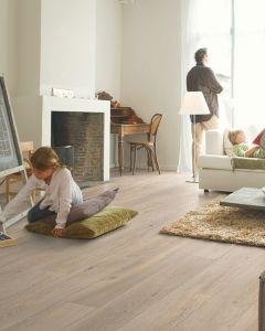 Quick-Step Largo Long Island Oak Natural LPU1661 9.5mm AC4 Laminate Flooring