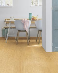 Quick-Step Livyn Balance Glue Plus Select Oak Natural BAGP40033 Luxury Vinyl Flooring
