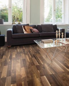 HARO PARQUET 4000 Longstrip American Walnut Favorit permaDur 524444 Engineered Flooring