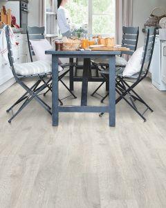 Quick-Step Classic Reclaimed White Patina Oak CL1653 8mm AC4 Laminate Flooring