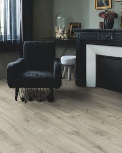 Quick-Step Livyn Pulse Glue Plus Autumn Oak Warm Grey PUGP40089 Luxury Vinyl Flooring
