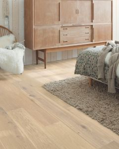 Quick-Step Parquet Palazzo Oat Flake White Oak Oiled PAL3891S Engineered Wood Flooring