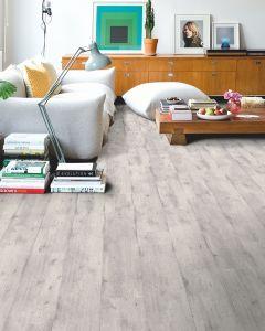 Quick-Step Impressive IM1861 Concrete Wood Light Grey 8mm AC4 Laminate Flooring