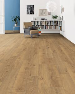 HARO Laminate Floor TRITTY 100 Plank 1-Strip 4V Oak Portland Nature Authentic 533123