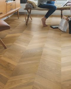 Quick-Step Parquet Intenso Traditional Oak Oiled INT3902 Engineered Wood Flooring