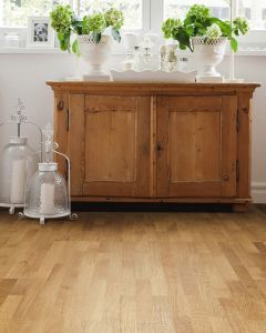 HARO PARQUET 4000 Longstrip Oak Trend Brushed naturaLin plus 530135 Engineered Flooring