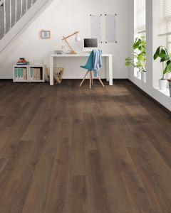 HARO Laminate Floor TRITTY 100 Loft 4V Oak Contura smoked authentic 538721 8mm AC4