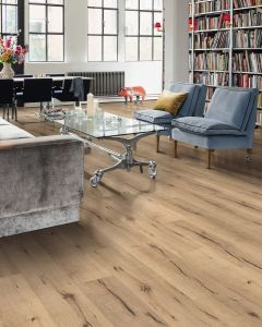 HARO Laminate Floor TRITTY 100 Plank 1-Strip 4V Oak Italica Creme Authentic 538920