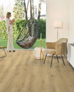 Quick-Step Creo Tennessee Oak Natural CR3180 7mm AC4 Laminate Flooring