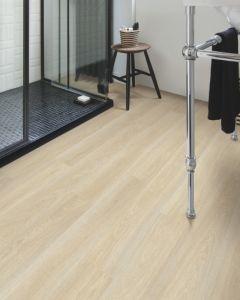 Quick-Step Eligna Estate Oak Beige EL3574 8mm AC4 Laminate Flooring