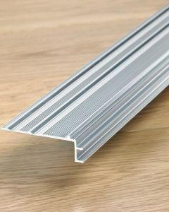 Quick-Step Laminate Incizo Aluminium Sub-Profile for Stairs 2.15m